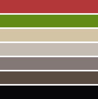 colors 2010 | organic lines