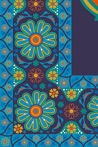 detalhe da estampa | print detail