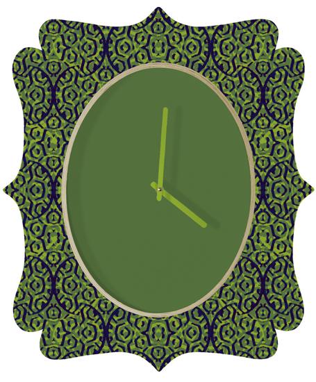 Damask 2 | relógio