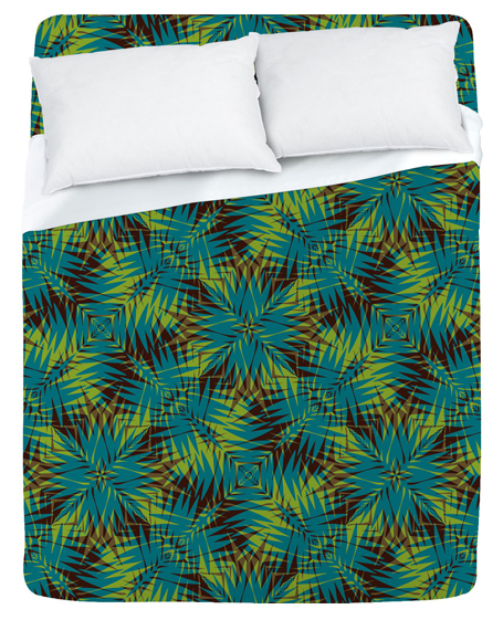 tropic 3 | sheet set | DENY Designs