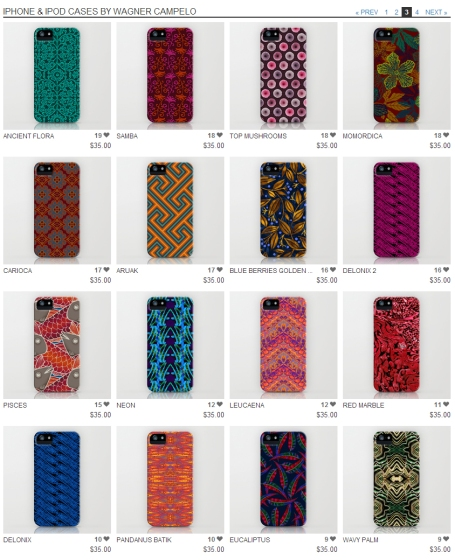 iphone ipod cases | ©wagner campelo