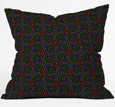 Africa 1 | Throw Pillow