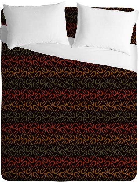 organic stripes 5 | roupa de cama