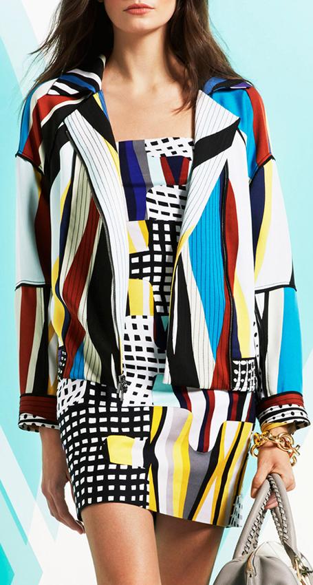 Diane Von Furstenberg | pre-fall 2014