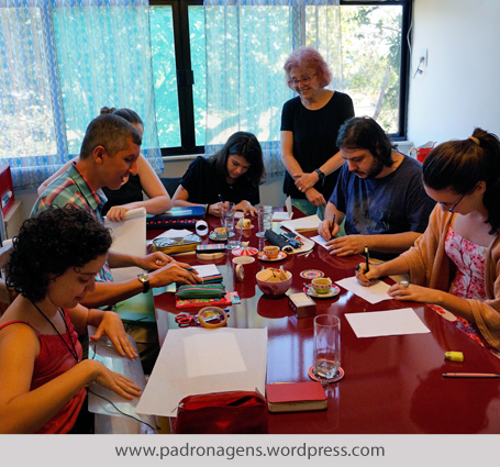 workshop renata rubim