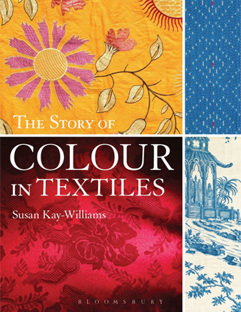 THE STORY OR COLOUR IN TEXTILES