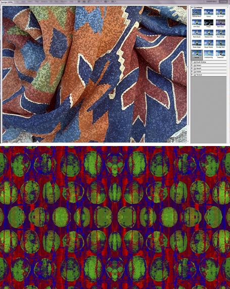 No MÓDULO 5 serão apresentadas as técnicas de aplicação de filtros (Pincel a Seco, Espátula, Esponja) e Técnica Mista.