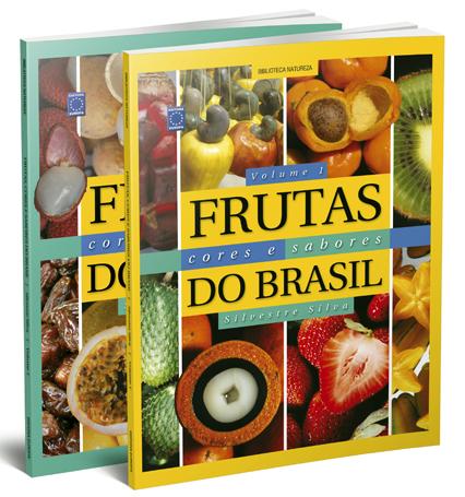 Frutas Cores e Sabores do Brasil