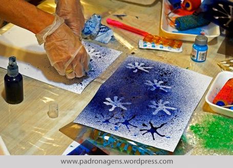 handprint 2 | wagner campelo | stampa studio