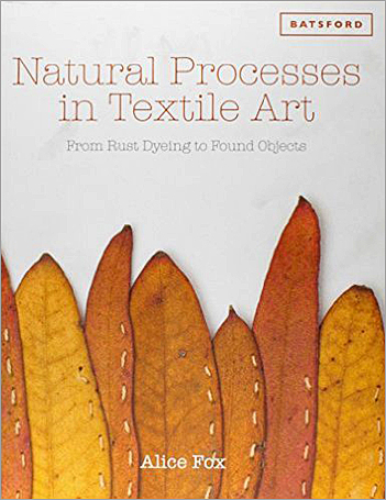 NATURAL PROCESS IN THE TEXTILE ART PAPER
