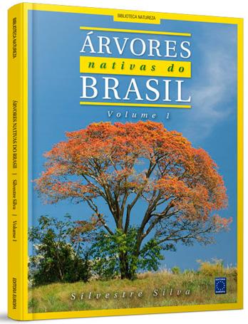 ÁRVORES NATIVAS DO BRASIL volume 1