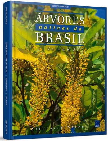 ÁRVORES NATIVAS DO BRASIL volume 2