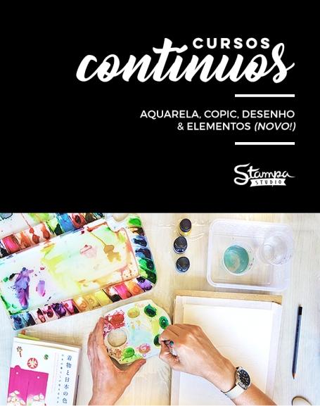 CURSOS CONTÍNUOS STAMPA STUDIO