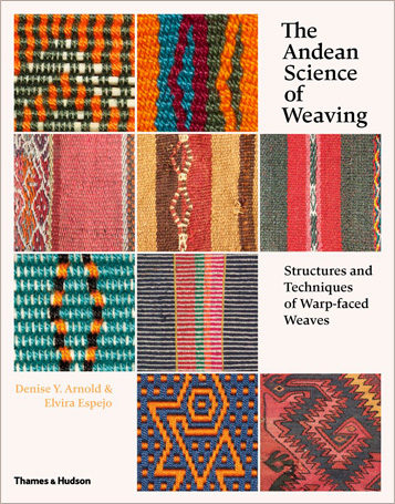 The Andean Science of Weaving Structures and Techniques
